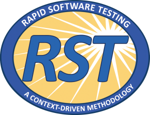 Rapid Software Testing Logo