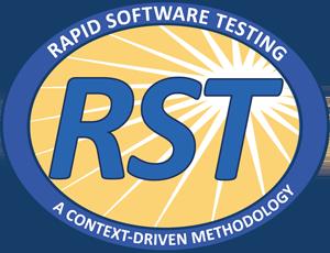 Rapid Software Testing Logo